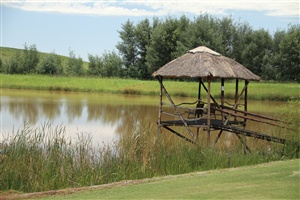 Drakensburg - Fishing spot!
