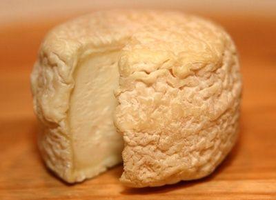 Crottin de Chavignol (France) semi-soft, creamy and nutty