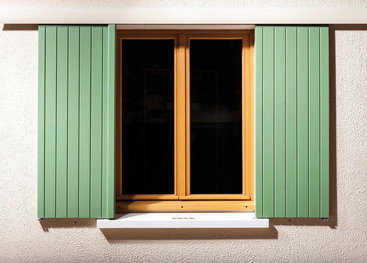 volets coulissants bois cl s en sapin couleur vert p le ral 6021 volets pinterest. Black Bedroom Furniture Sets. Home Design Ideas