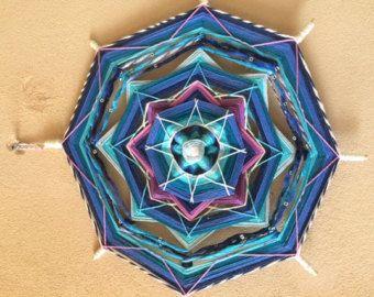 Mandala mágico 3D por MagicMandalaArt en Etsy