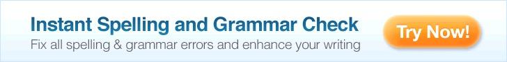 Useful if you had a window seat in grammar class like me!