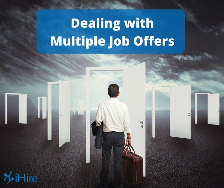 Juggling Multiple #job Offers Starting To Feel Like A Doomed Circus Act?  Get Yourself