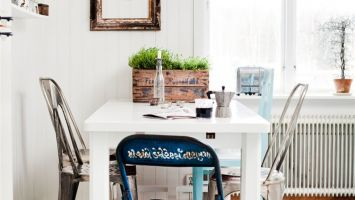 79-ideas-dining-area-with-vintage-home-accessories