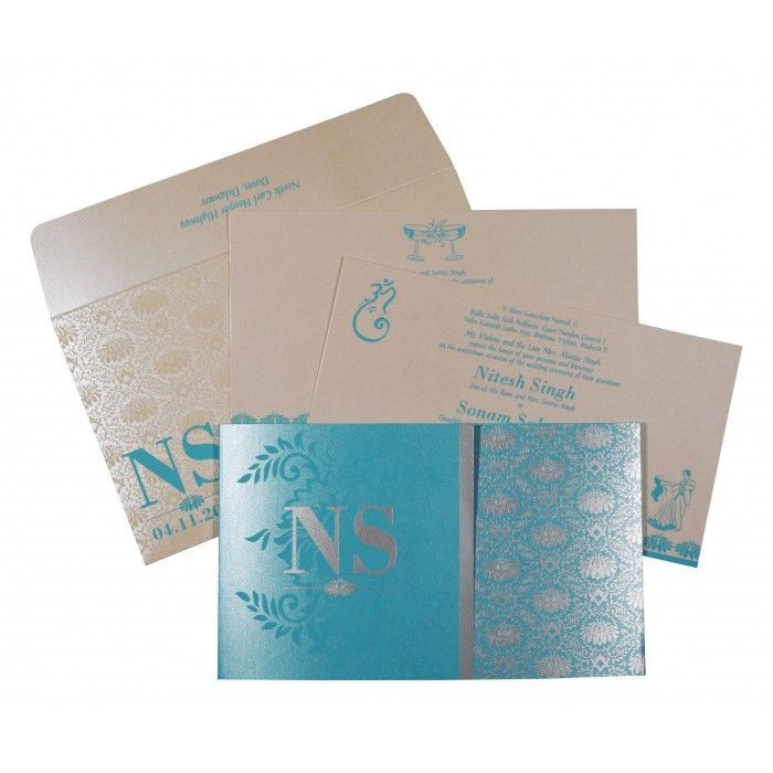 Designer Wedding Cards D 8261E 88 best