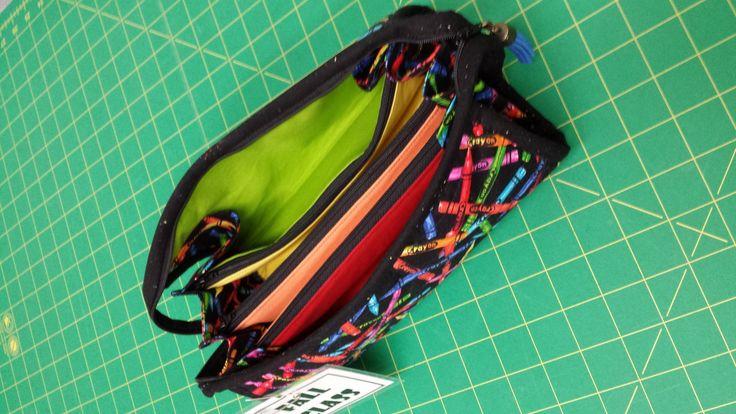 Nov 4 -  SEW TOGETHER BAG www.sergesew.com