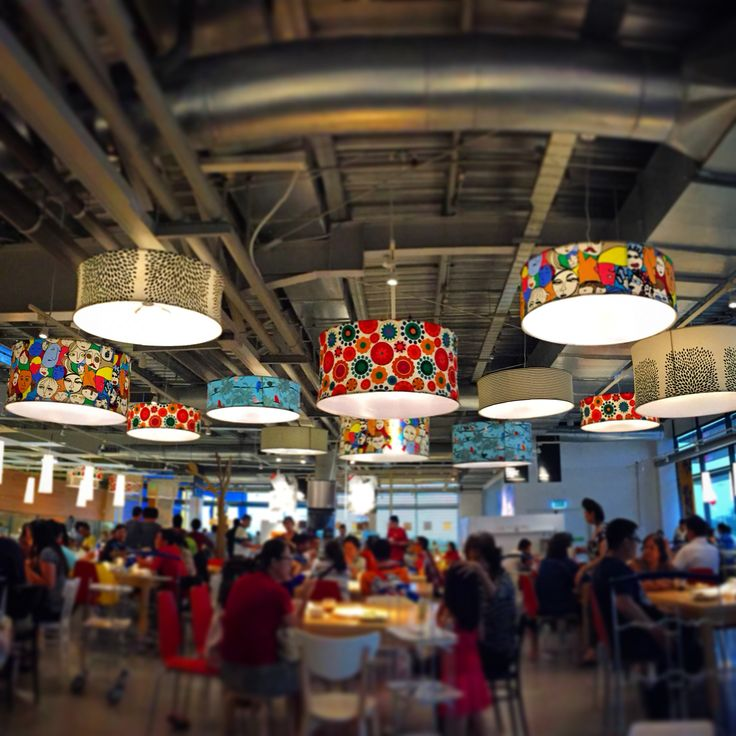 IKEA Indonesia food court