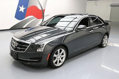 2015 Cadillac ATS Luxury Sedan 4-Door
