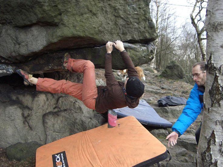 Co je to bouldering? - HUDY blog