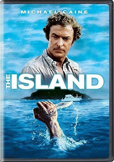 Michael Caine & David Warner & Michael Ritchie-The Island 1980