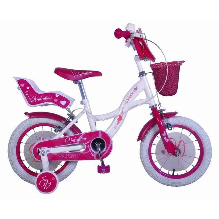 Super Max Pink Purple Valentina 14 Inch Girls Bike  | eBay