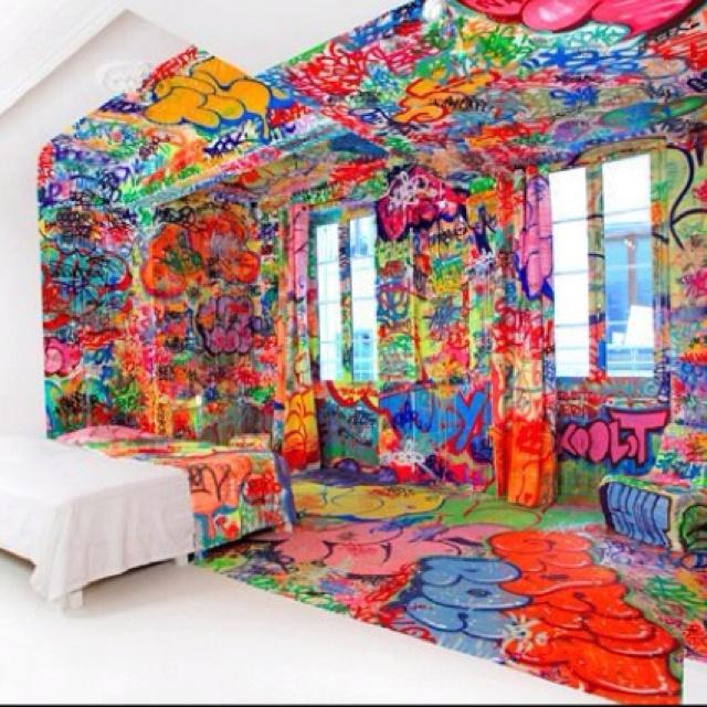 Graffiti Bedroom ART Deco Pinterest Graffiti Bedroom Graffiti
