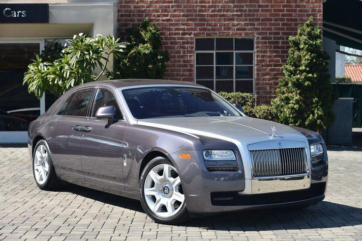 2012_Rolls-Royce_Ghost__ Beverly Hills CA