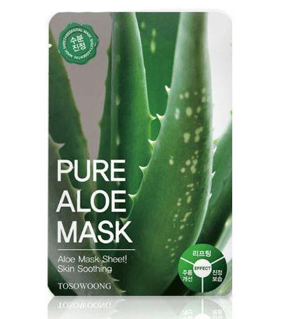 Pure Aloe Mask Pack
