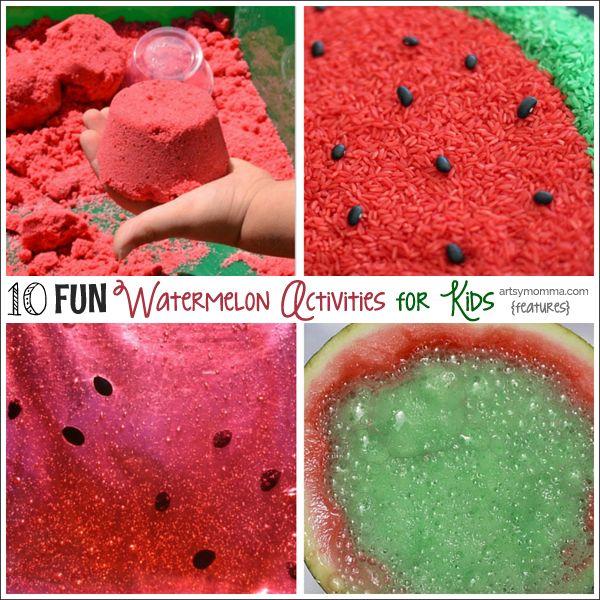 10 Fun Watermelon Activities for Kids