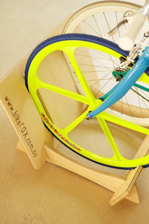 Midrax Bike Rack Bike Stand Bike Storage by Bikerax on Etsy