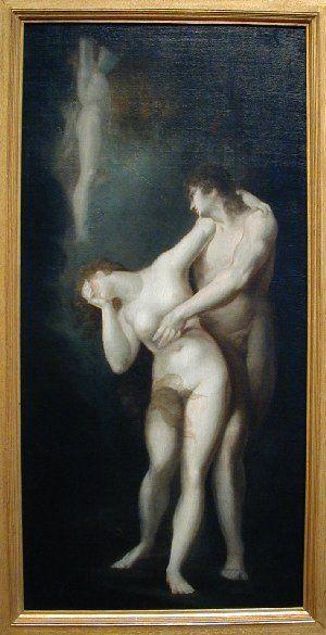 Adam and Eve.....FUSELI