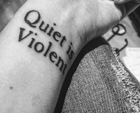 Twenty One Pilots Tattoo 6