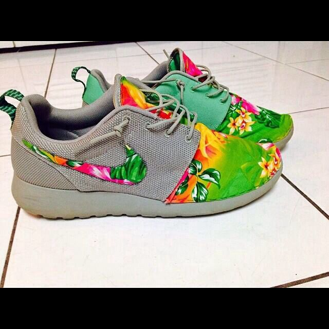 Nike Roshe Floral - Plush Sensory Experience Nike Flyknit Trainerhommes Chaussures Suede Cuir Bleu To 95 Off Nike Tous En Vente