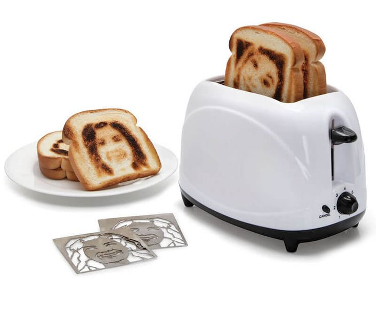 A good white elephant gift is novel and unexpected, but also remotely useful, though probably more trouble than it's worth. The Selfie Toaster certainly fits that description, and it's sure to be a stand out in your gift exchange. This must-have product for every toast-loving ego-maniac, is named in Time Magazine's 25 Weirdest Gadgets of...Read More