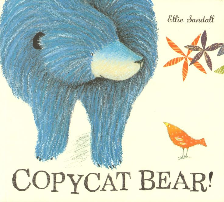 Copycat Bear Front Cover2