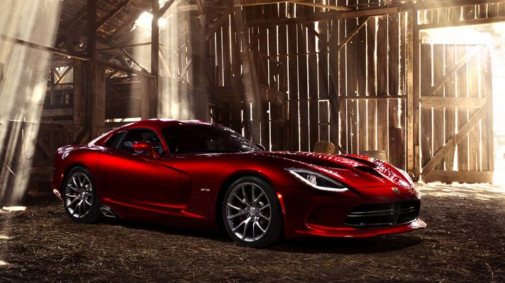 """SRT Viper GTS.  2013 SRT Viper  """"... a top speed of 206 mph and zero to 60 mph in around 3.5 seconds,starting price just under"""