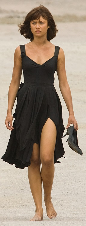Prada Dress from Quantum of Solace