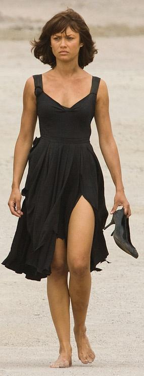 Prada Dress from Quantum of Solace