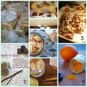 Ricette per regali di Natale fai da te http://www.pappaecicci.com/search/label/regali%20home%20made