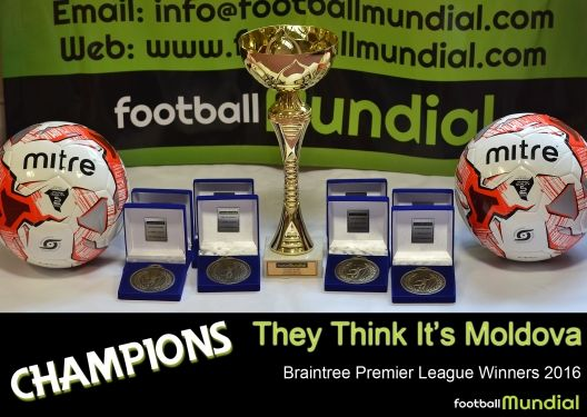BRAINTREE LEAGUE: They Think It's Moldova - It Is Now!! http://footballmundial.com/articles/view/314/they-think-it-s-moldova-it-is-now