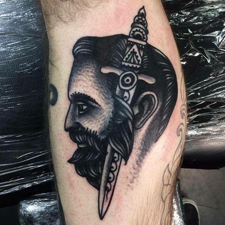 Goblet Tattoo On Forearm By Joe Ellis: 29 Best Daggers Tattoo Images On Pinterest