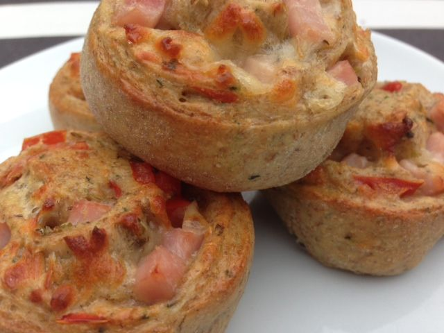 Grove pizzasnegle - Opskrift-kage.dk