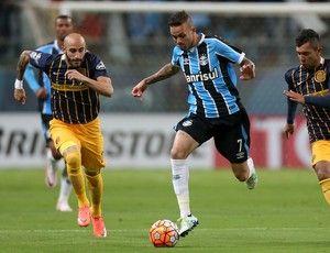 Blog Esportivo do Suíço: Grêmio joga mal, perde para o Rosario Central na Arena e se complica