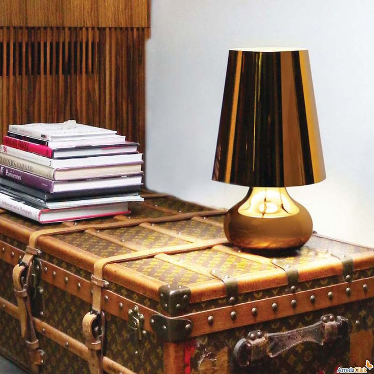 House treasures! | Cindy lamp by Ferruccio Laviani