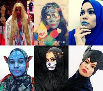 CeRiTa cHa: Make Up Halloween Maleficent