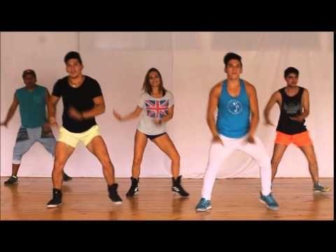 """Uptown Funk"" by  Zumba Twins Ft Raquel Call, Luis Bravo y Dani zumba"