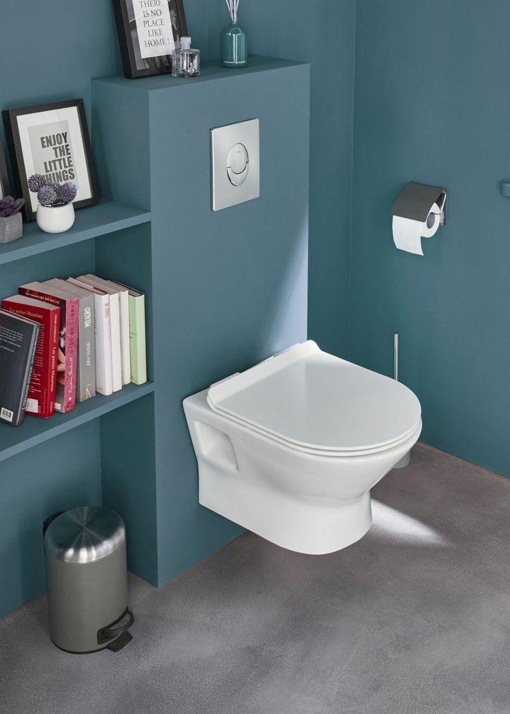 6 idées déco pour réveiller les murs des WC