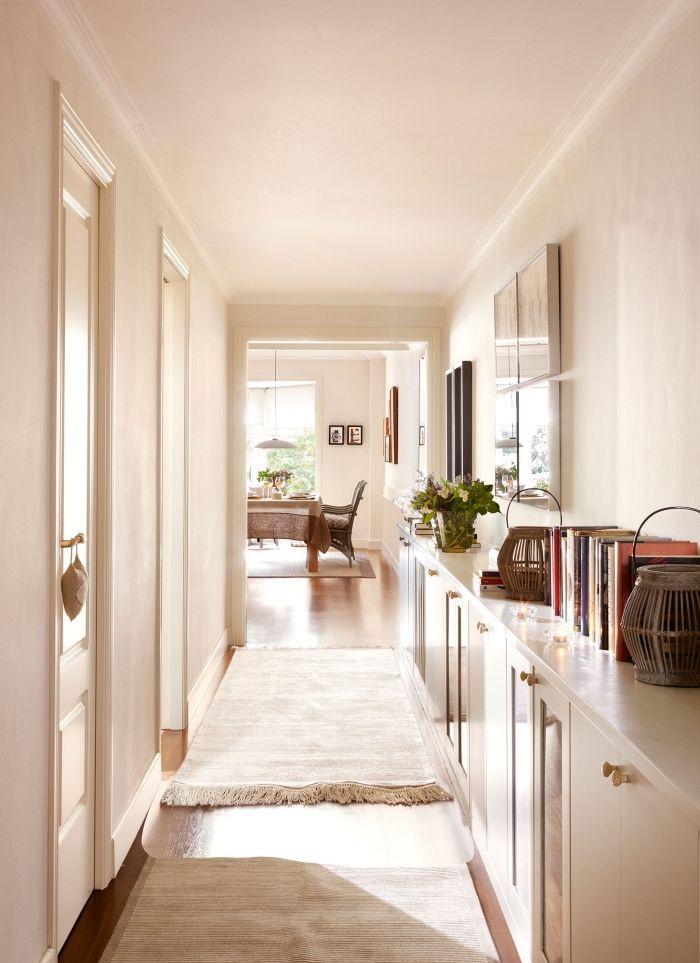 1001 + idées de couleurs pour une peinture couloir ...