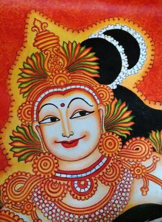 Image result for kerala mural painting