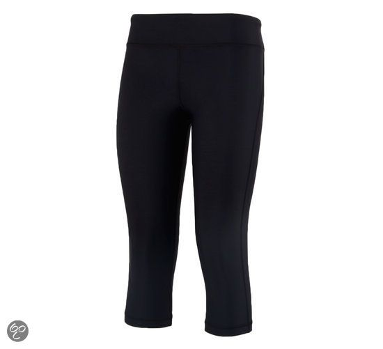 bol.com | Under armour Authentic Compressie Capri - Trainingsbroek - Vrouwen | Sport...