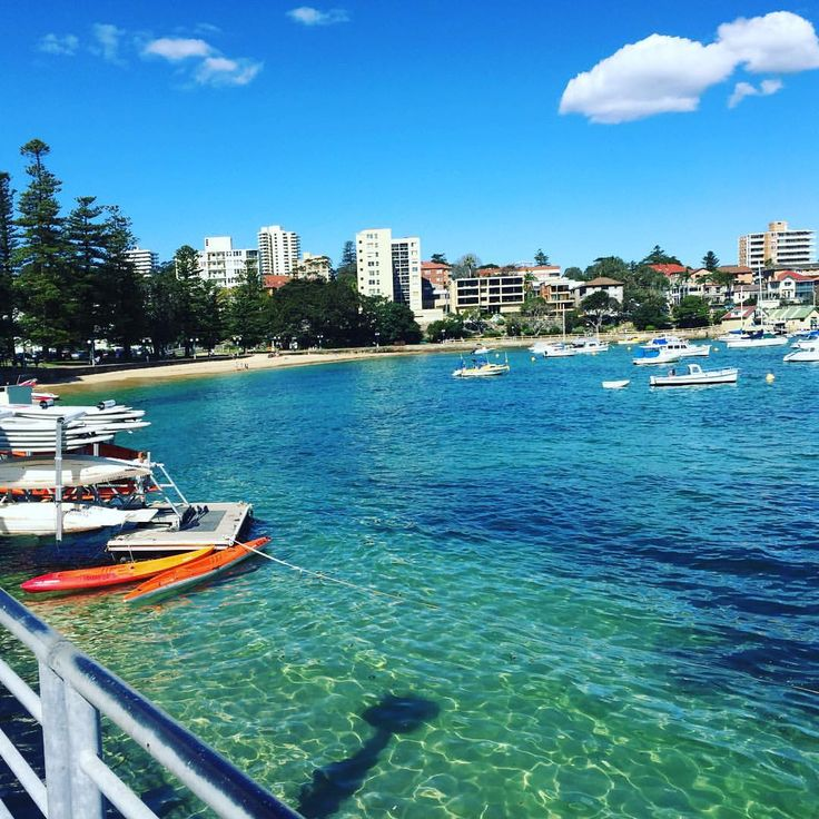 https://www.instagram.com/p/BJ6yUXhj9QN/ Manly Beach, Australia  (photo courtesy of J. Cronin)