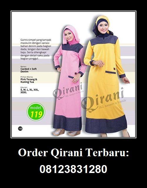 Qirani model 119 Hubungi : Whatsapp : +62 812-3831-280  SMS : +62 812-3831-280  BBM : 5F03DE1