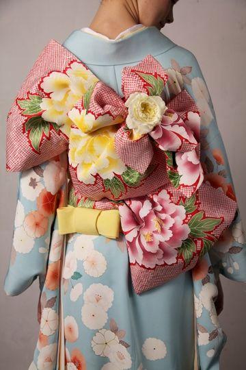 Japanese kimono 着物