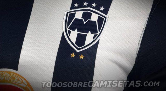 Esta es la nueva playera de Rayados de Monterrey para el Mundial de Clubes 2012