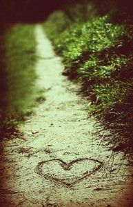 A path with heart . . .
