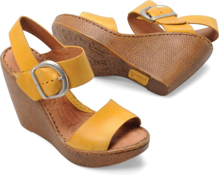 Born Shoes - Verity in Buz.bought these in the yellow. Love!