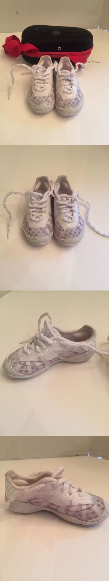 Cheerleading 66832: Nfinity Vengeance Cheer Shoes, White, Youth Size 10 -> BUY IT NOW ONLY: $75 on eBay!