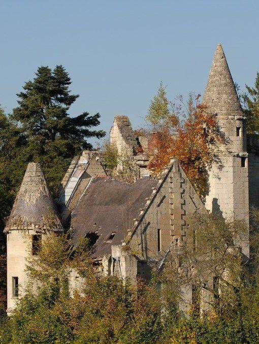 Saint Nicolas aux Bois - Aisne dept. - Picardie  région, France