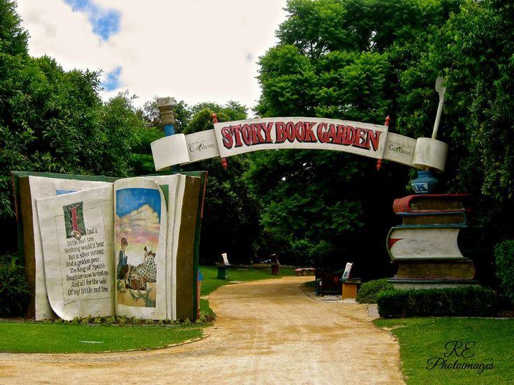 Storybook Garden entry
