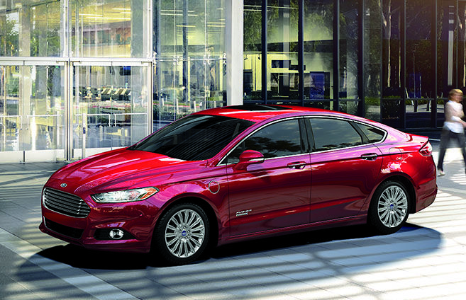 Ford Fusion Stand Out. By Design.