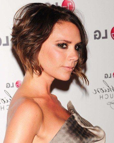 Il taglio glamour di Victoria Beckham - Caschetti delle star - alfemminile.com